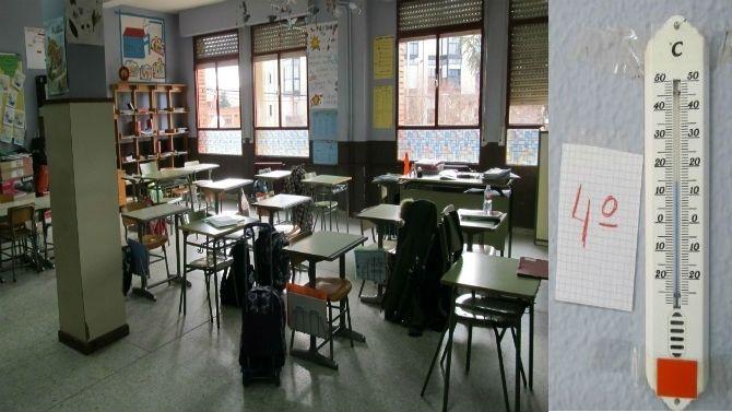 Resultado de imagen de aulas de niños frías